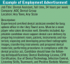 Figure 1 - Example of Employment Advertisement