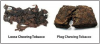 Figure 1 – Chewing Tobacco (Loose and Plug Form)
